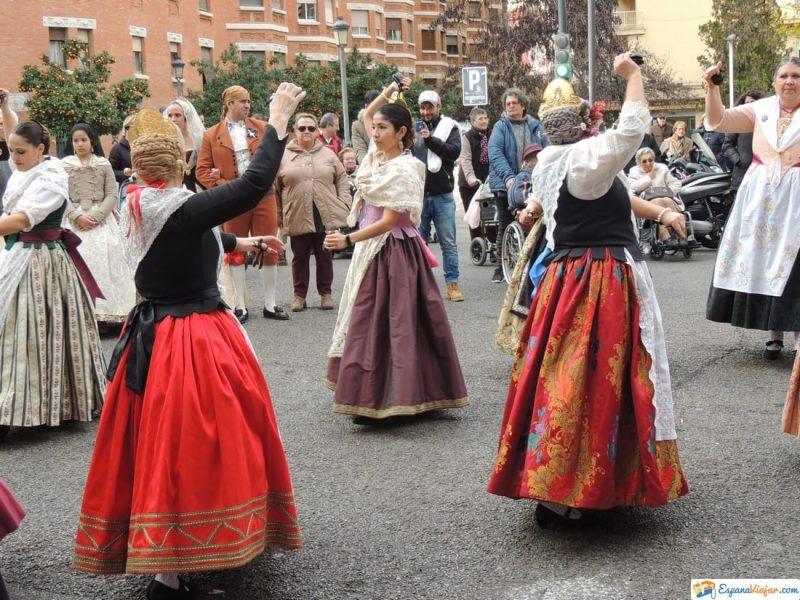fiestas valencianas