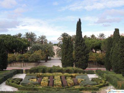 jardin turia