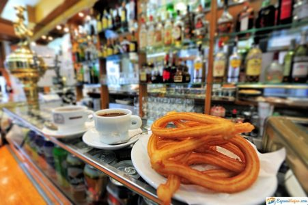 churros y chocolate en madrid