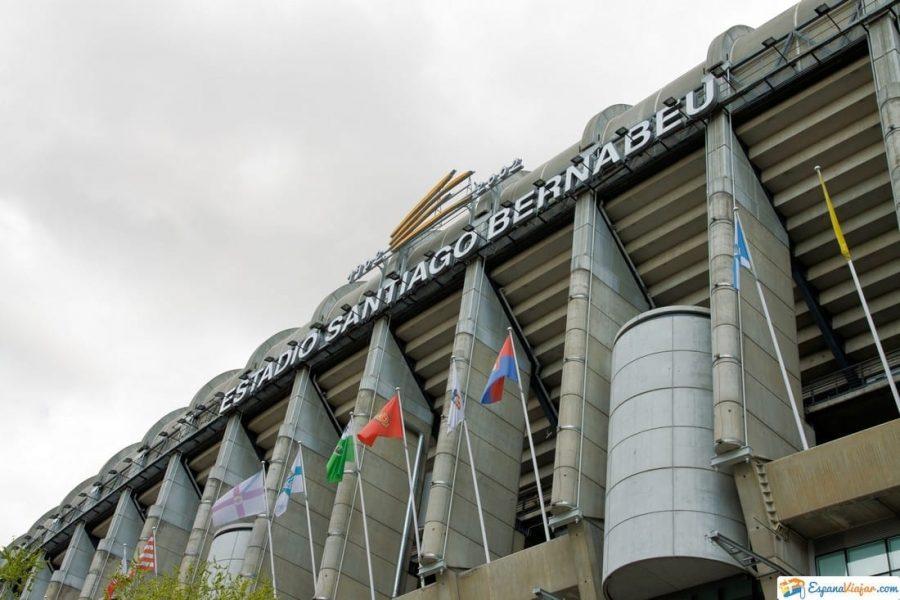 Estadio Santiago Bernabéu que ver en 3 dias