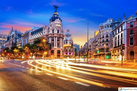 gran via de madrid visitar