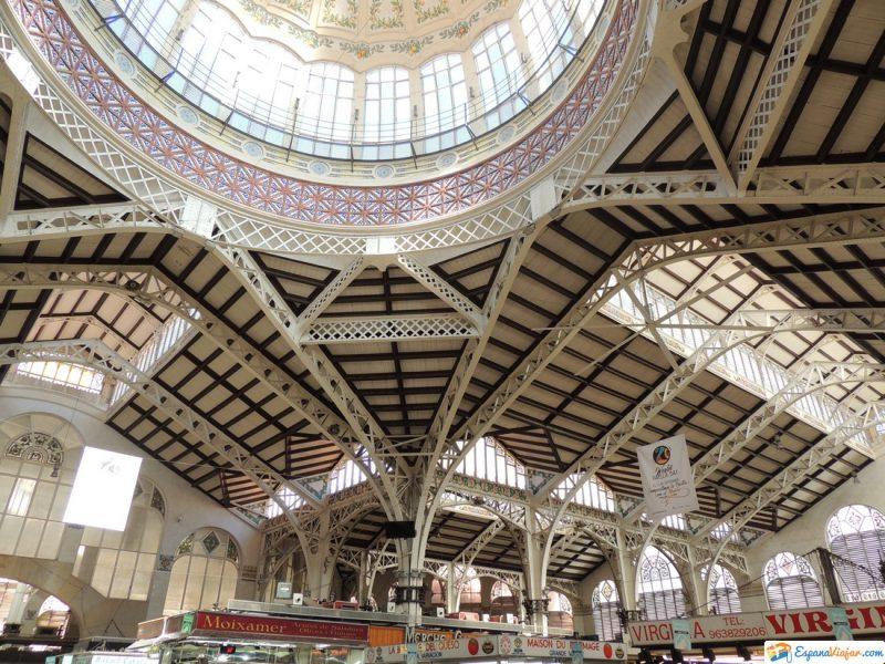 Historia del Mercado Central de Valencia