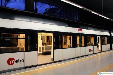 metro transporte españa
