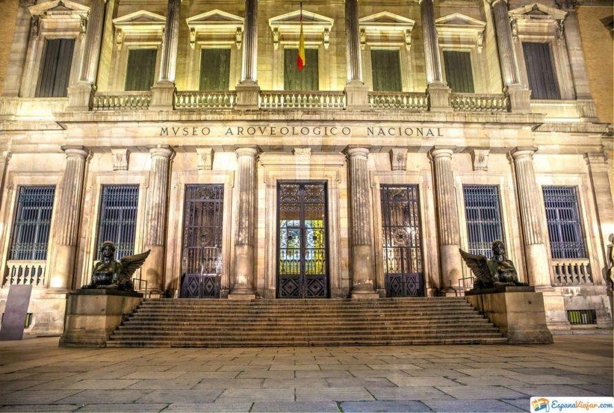museo arqueologio nacional de madrid