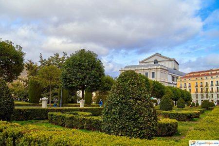 parque casa de campo de madrid