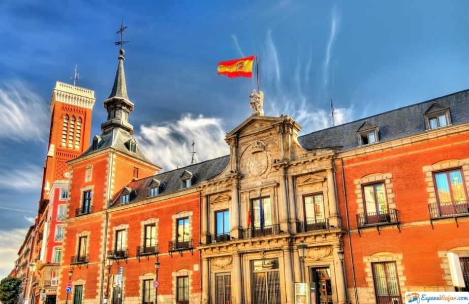 plaza de la provincia madrid