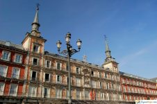 plaza mayor ver tres dias