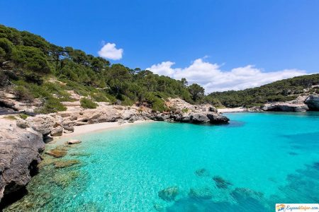 sol en playa española
