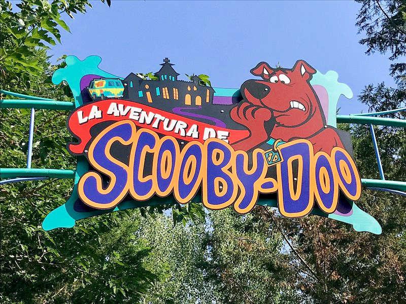 aventura de scooby doo