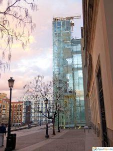 calle museo de la reina sofia