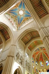 catedral de la almudena entrada