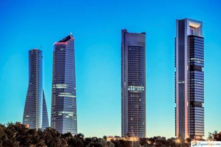 cuatro torres cepsa madrid