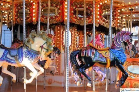 el parque de atracciones en Madrid