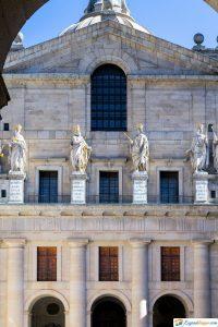 fachada monasterio del escorial