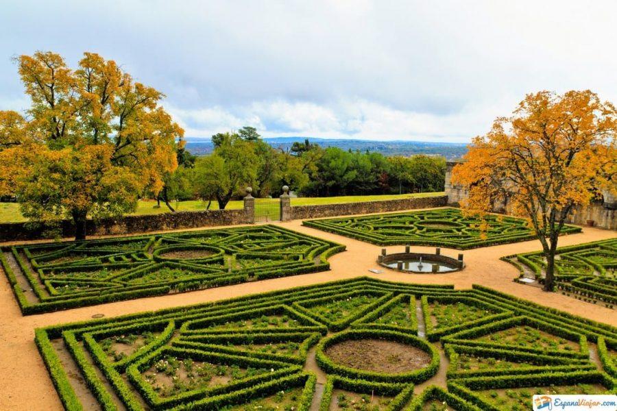 jardin monasterio escorial