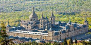 monasterios del escorial de madrid