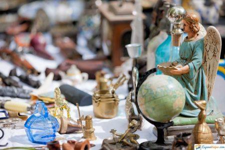 objetos vintage el rastro