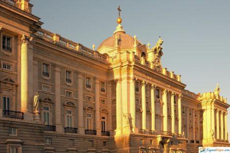 palacio en plaza oriente