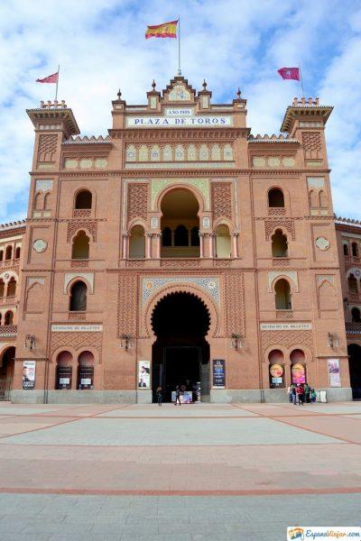 plaza de toros de las ventas en madrid