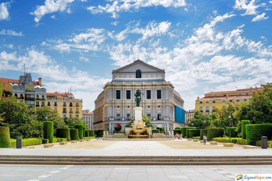 teatro de la opera madrid