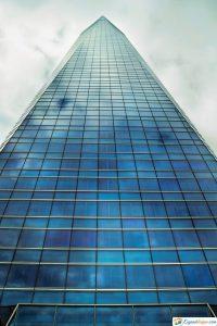 torre de cristal de madrid