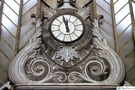 torre del reloj de atocha