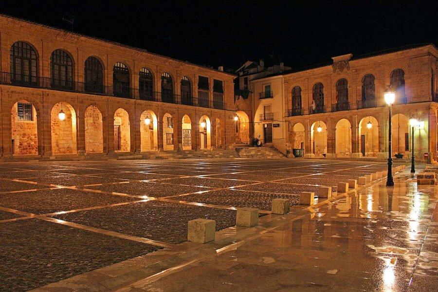 Alcaraz pueblo de Albacete