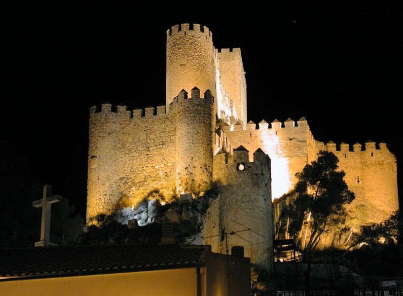 Almansa pueblo de Albacete