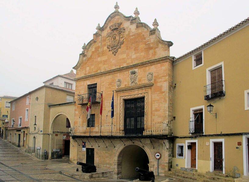 Chinchilla de Montearagón pueblo de Albacete