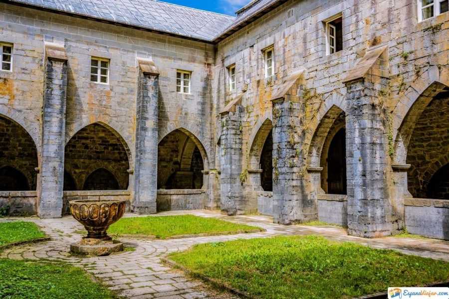 Colegiata de Roncesvalles en Navarra