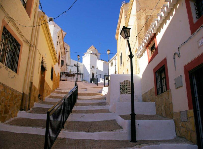 Hellín pueblo de Albacete