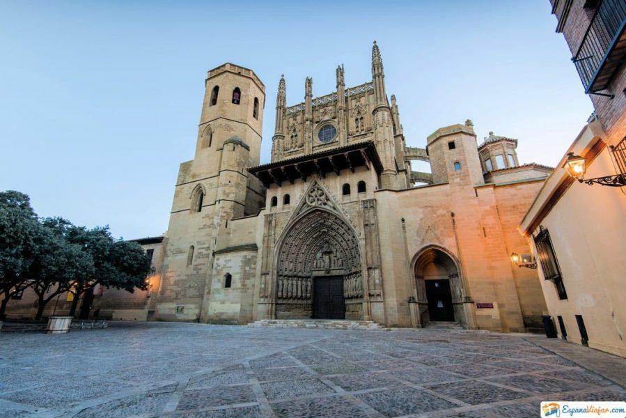 Huesca Monasterio de San pedro el viejo