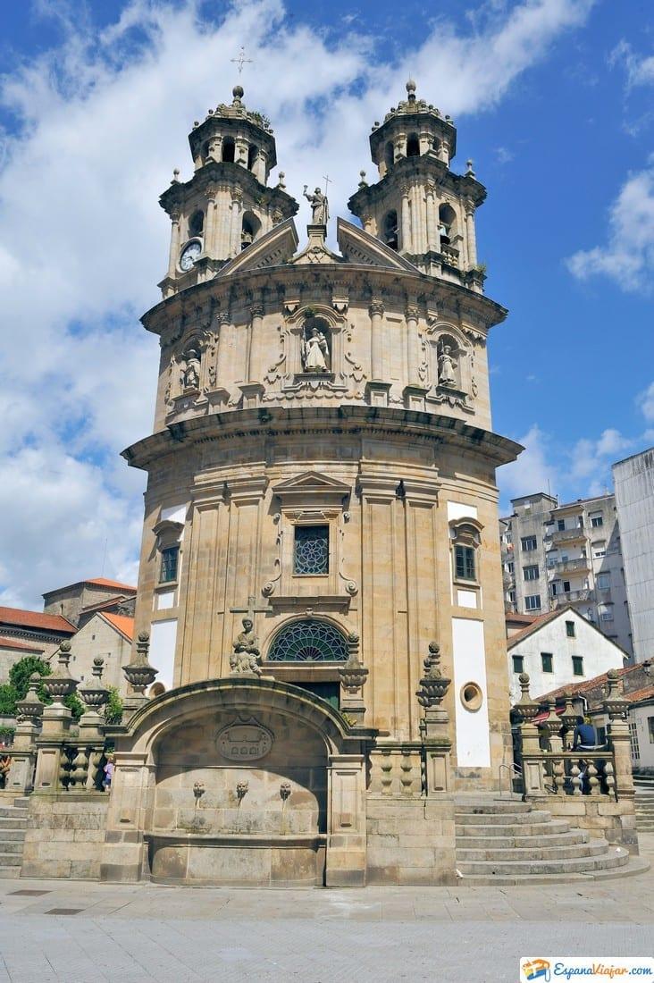 casco historico de pontevedra