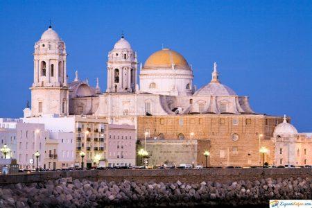 catedral de cádiz españa