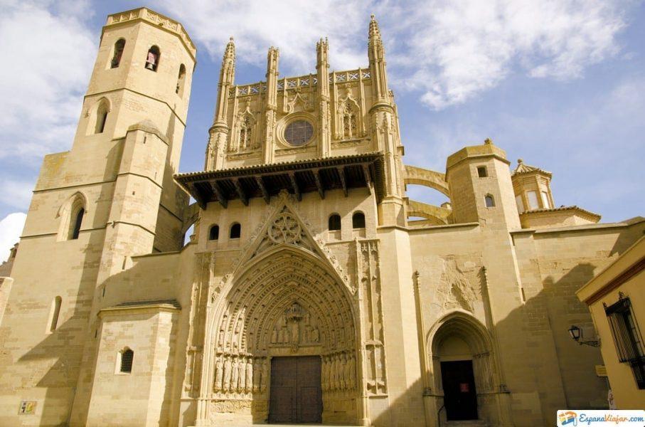 catedral de la seu vella en lleida