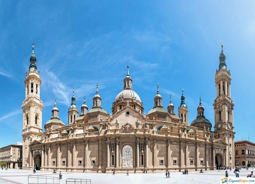catedral de zaragoza el pilar