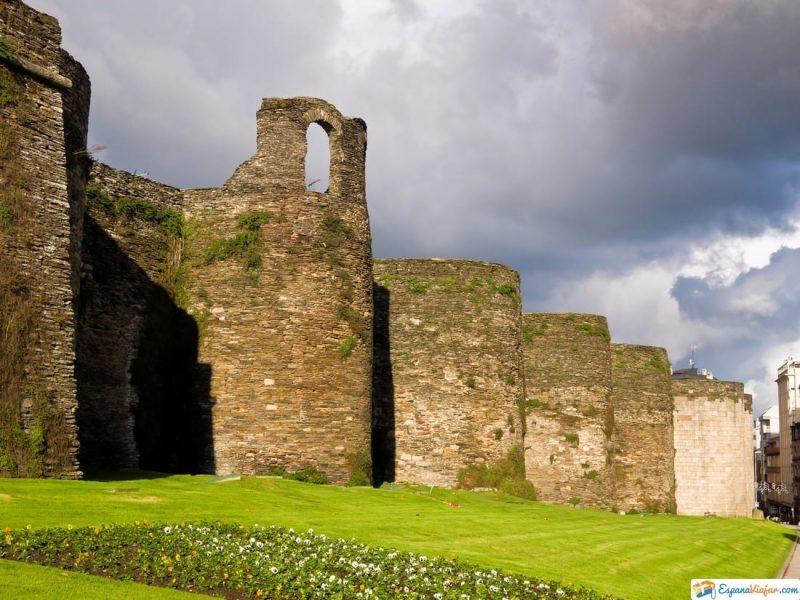 murallas romanas lugo