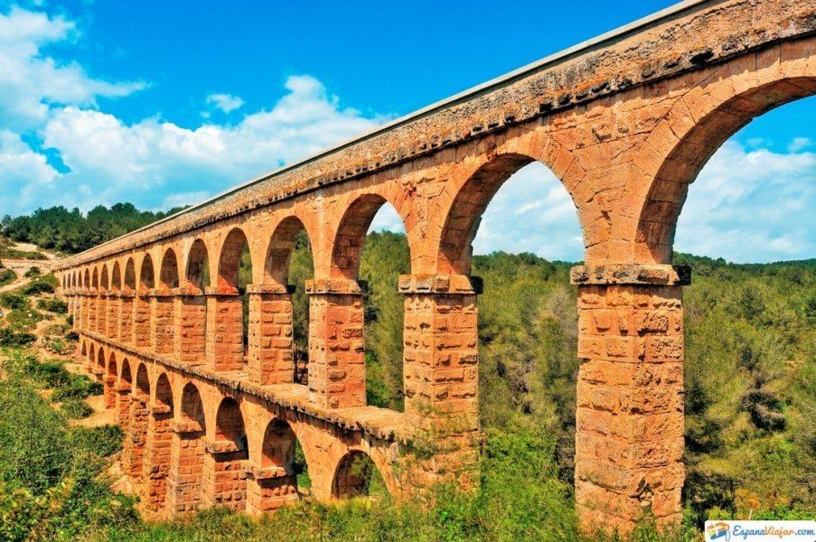 puente del diablo en tarragona