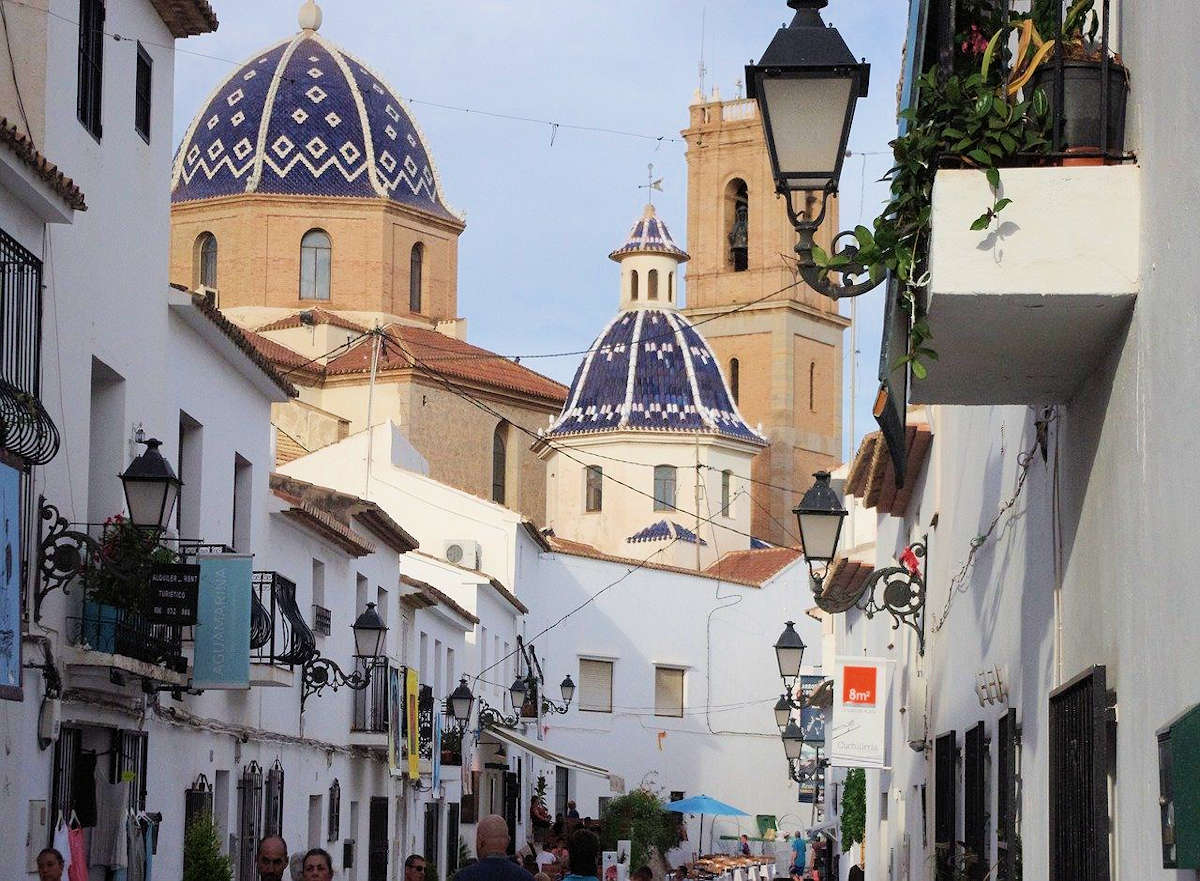PUEBLOS DE ALICANTE-Altea
