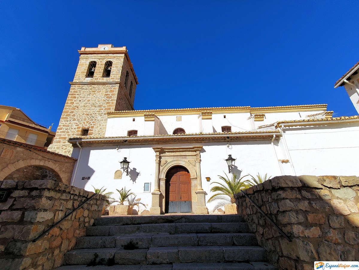Bejís, pueblos más bonitos de Castellón