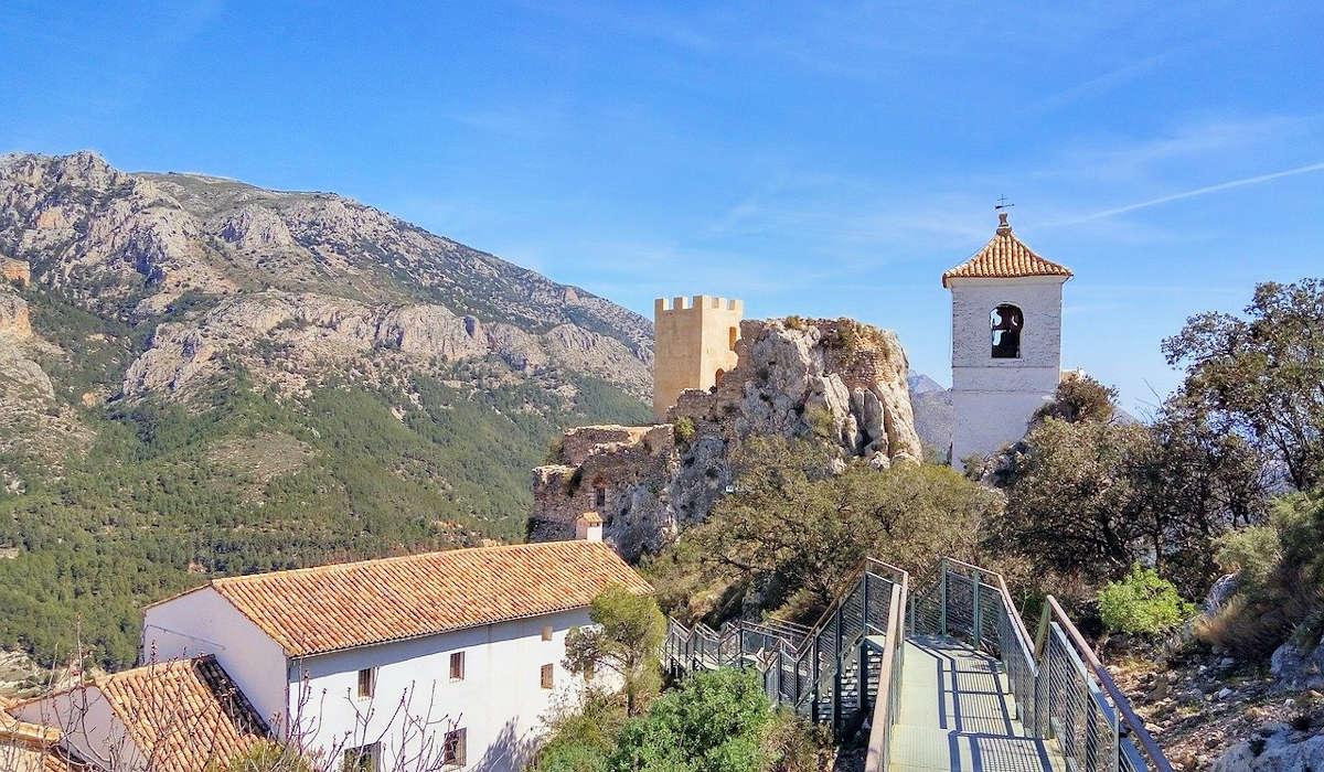 PUEBLOS ALICANTE-Guadalest