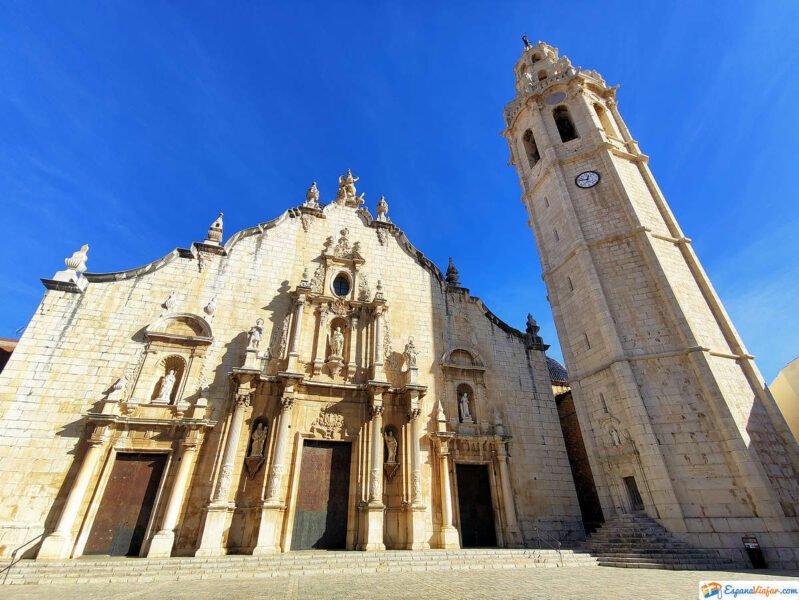 Iglesia de San Juan Bautista en Alcalá de Xivert