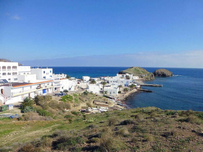 Las Negras pueblos de Almería