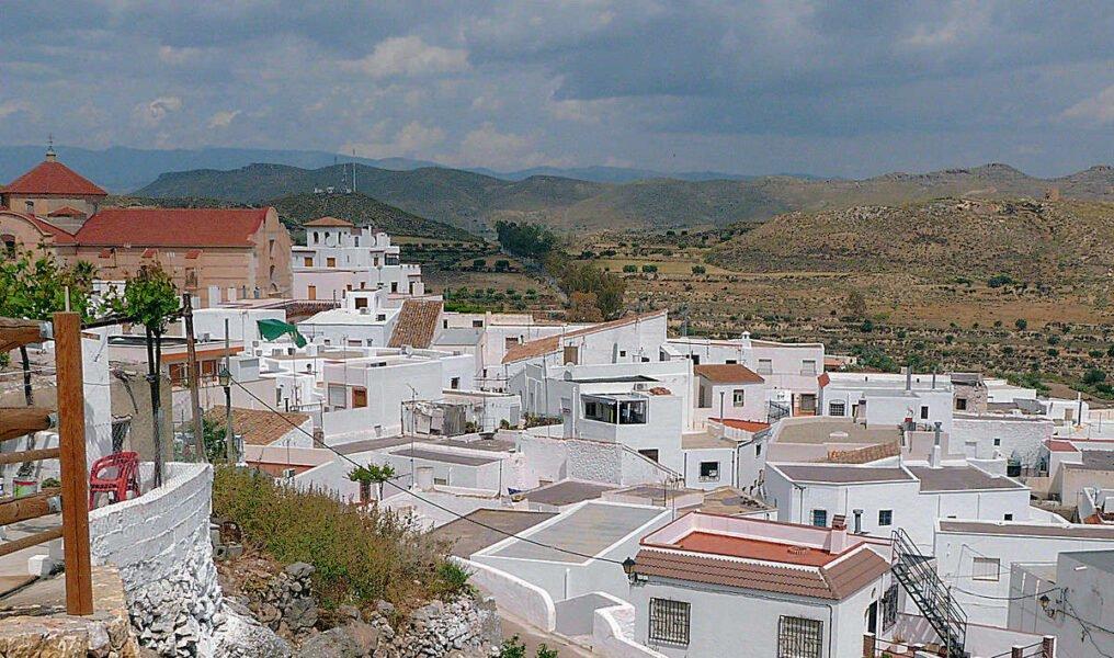 Lucainena de las Torres, pueblos de Almería