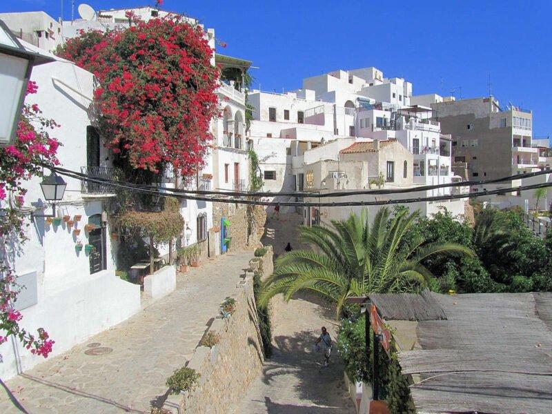 Mojácar pueblo de Almería