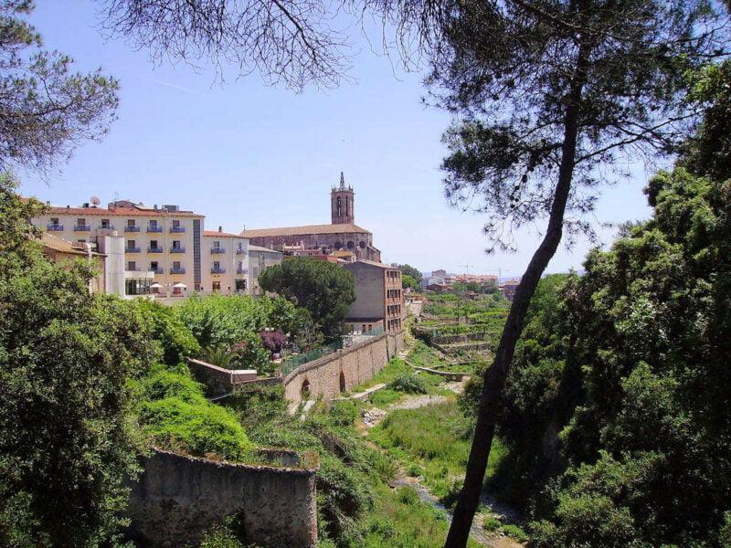 PUEBLOS BARCELONA-Caldes de Montbui