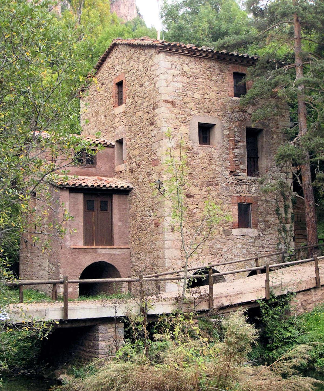 PUEBLOS BARCELONA-Castellar de N'Hug