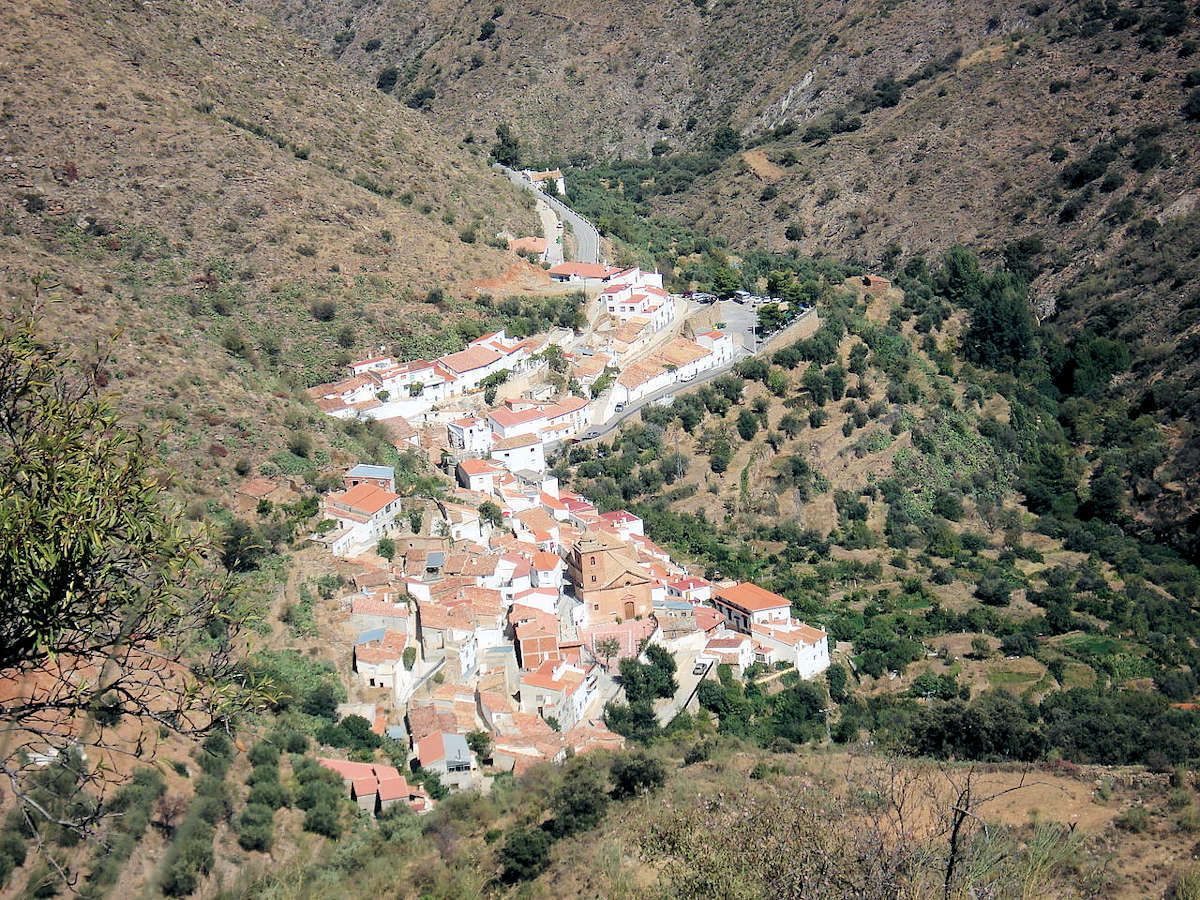 PUEBLOS DE ALMERÍA-Laroya