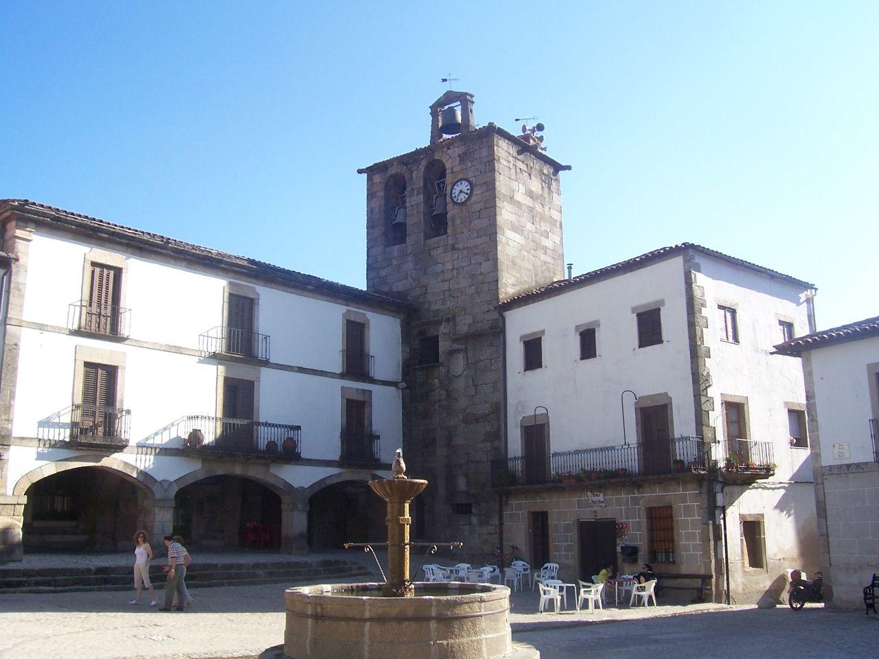 PUEBLOS DE CÁCERES-San Martín de Trevejo
