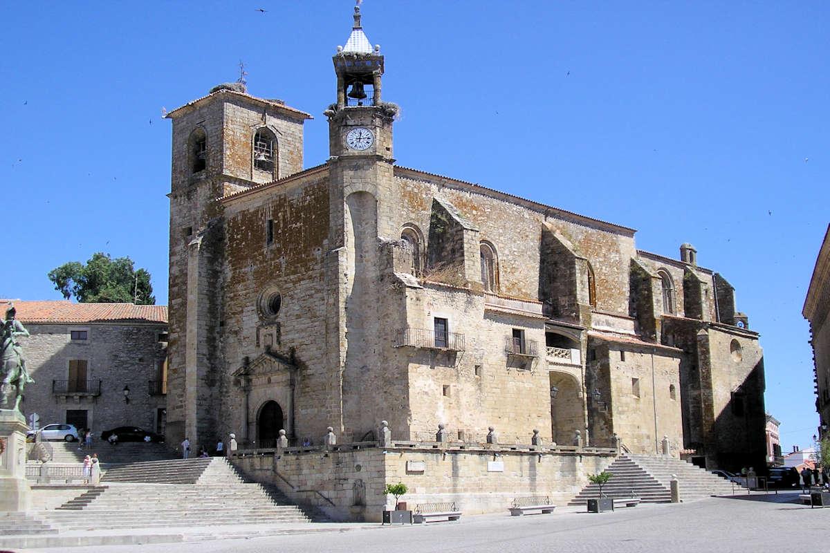 PUEBLOS DE CÁCERES-Trujillo